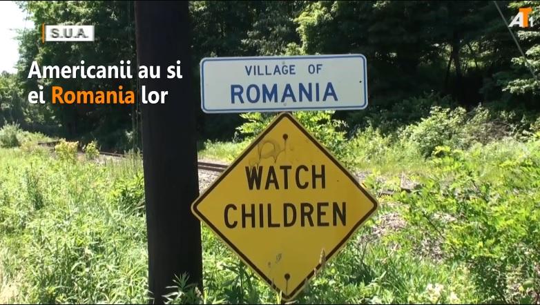 Pare INCREDIBIL, dar este REAL! Un sat din SUA poartă numele de… România