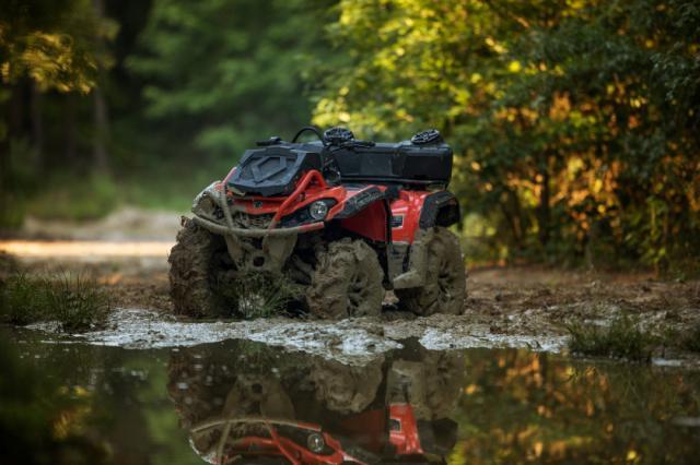 ATV Can Am Renegade X – Dosarele unui 4×4 full option adrenalina