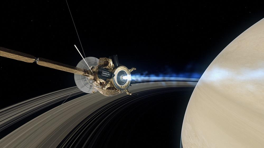 Premieră NATIONAL GEOGRAPHIC: MISIUNEA SATURN expune misiunea spectaculoasă de 13 ani a Navetei Spațiale Cassini de a explora Planeta Saturn ca niciodată până acum