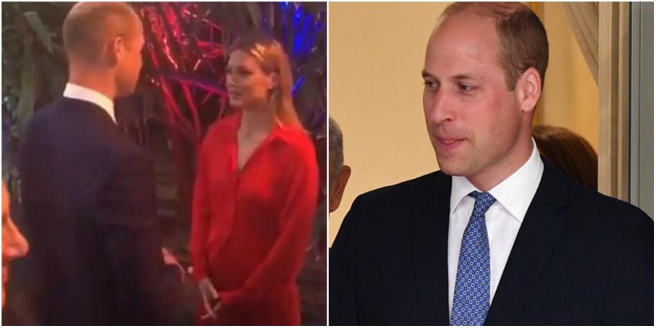 Un ingeras de la Victoria's Secret a pus ochii pe Printul William! S-au cunoscut la o petrecere si s-au simtit bine impreuna, cat Kate a stat acasa. Ce s-a întâmplat între ei: