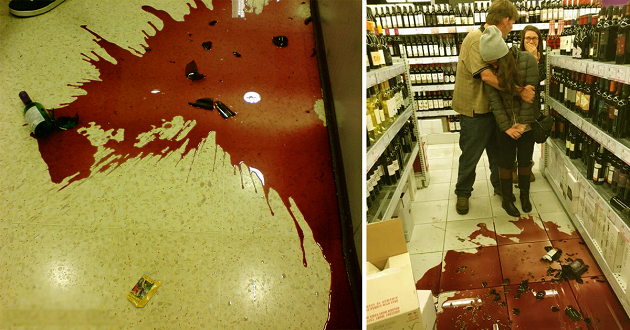Dacă din greșeală ați spart un produs în magazin, nu vă grăbiți să plătiți pentru el!