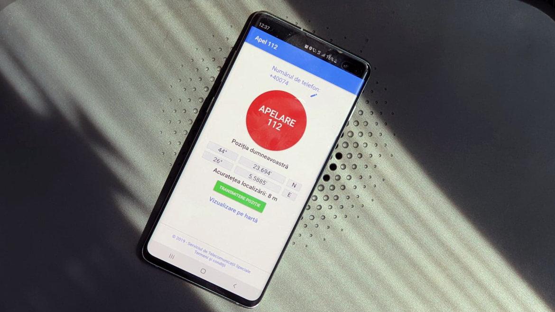 Apel 112: Aplicaţia pe care trebuie să o aveţi instalată pe telefon pentru ca Serviciile de Urgenţă să vă poată găsi imediat