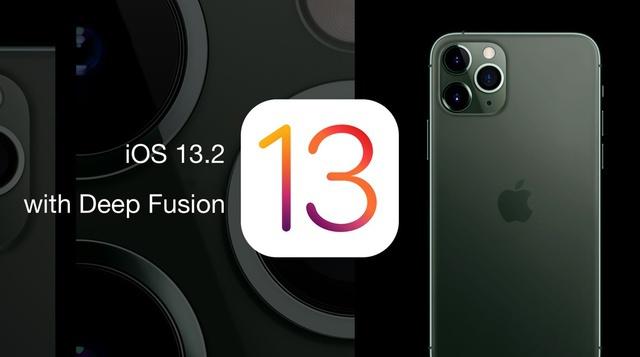iOS 13.2 a fost lansat. Vine cu noul mod de fotografiere Deep Fusion, suport pentru căştile AirPods Pro şi altele