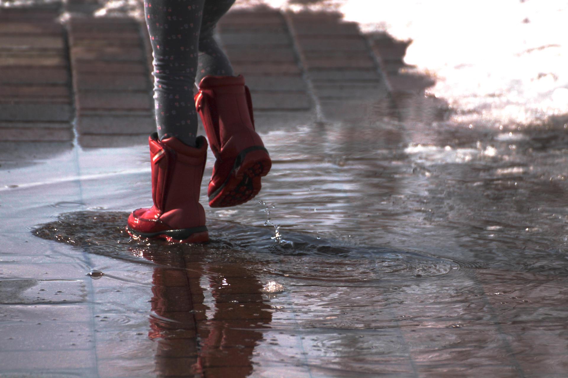 Cizme de ploaie pentru copii – cum le alegem si cum le ingrijim