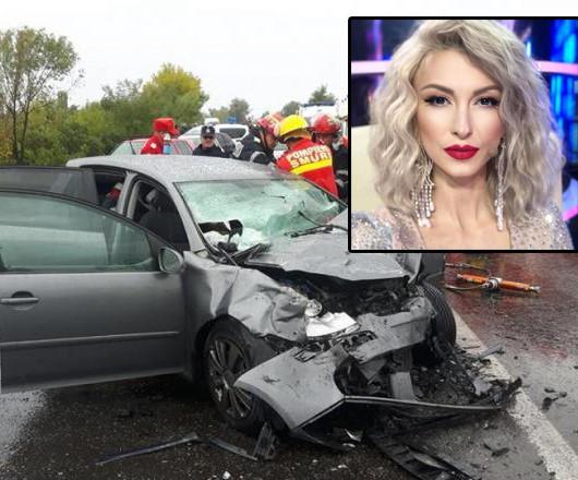 Drama pentru Andreea Bălan! A murit in accident. VEDETA TV, apeli disperat sa-l salveze, dar… Trist ce s-a intamplat: