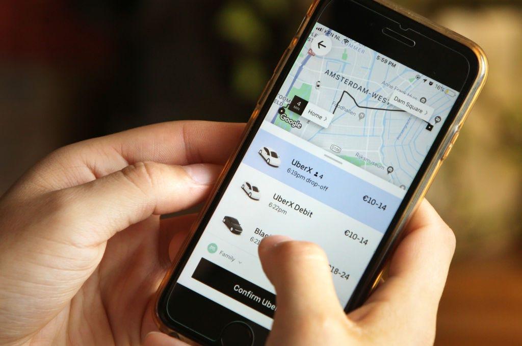 Decizia Uber în timpul pandemiei: ce măsuri ia ca să prevină contractarea virusului