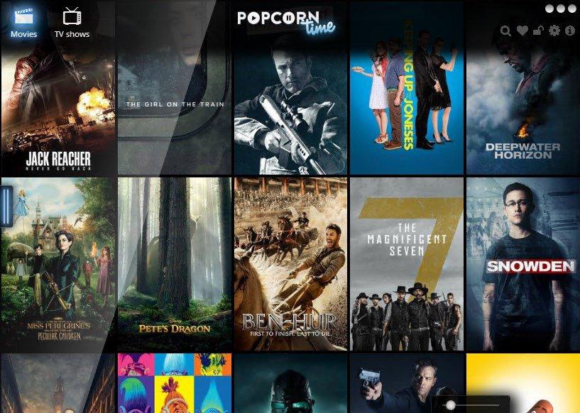 """Popcorn Time, supranumit şi """"Netflix-ul piraţilor"""", se întoarce cu o nouă versiune a aplicaţiei de streaming"""