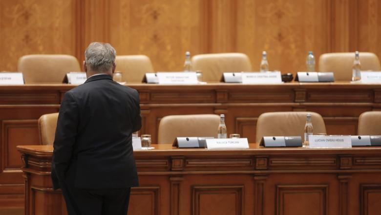 Învestirea Guvernului Orban. Miniștrii sunt audiați prin videoconferință și au la dispoziție doar 7 minute