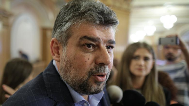 Marcel Ciolacu: Toți parlamentarii PSD vor dona 50% din indemnizație pentru a sprijini achiziția de echipamente medicale