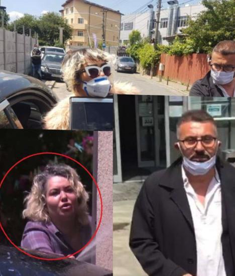 Viorica de la Clejani, reacție șocantă după ce Margherita a fost prinsă drogată la volan! A aruncat cu o sticla de lapte într-o jurnalistă și a stropit cu furtunul!