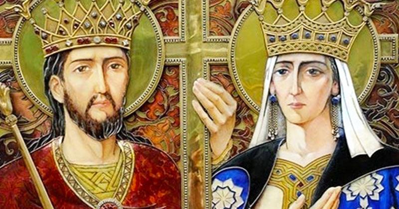 Rugăciune extrem de puternică care se spune de Sfinții Împărați Constantin și Elena