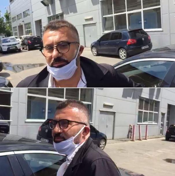 Ioniță de la Clejani, comportament halucinant în fața unei jurnaliste, după accidentul Margheritei