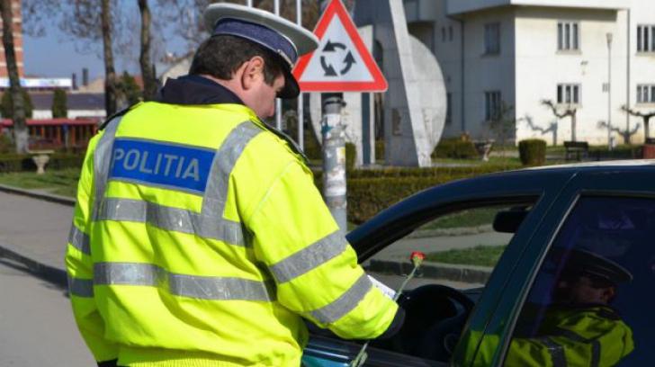 Val de amenzi în București. Polițiștii au dat 2.000 de sancțiuni în weekend