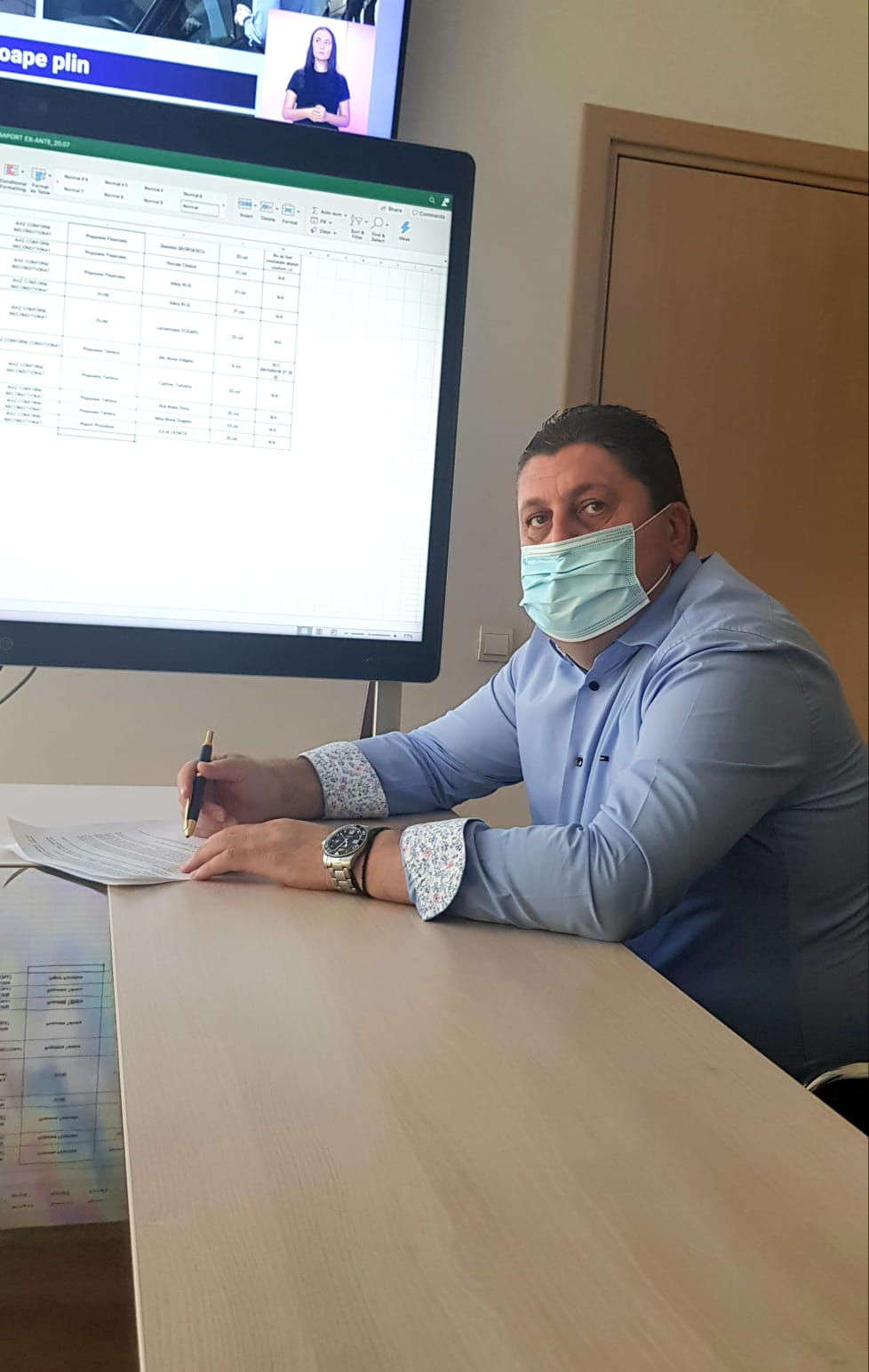"""Eugen Cojoacă, președinte ANAP: """"Am luat decizia realizării unui sistem de monitorizare al tuturor achizițiilor publice din România"""""""