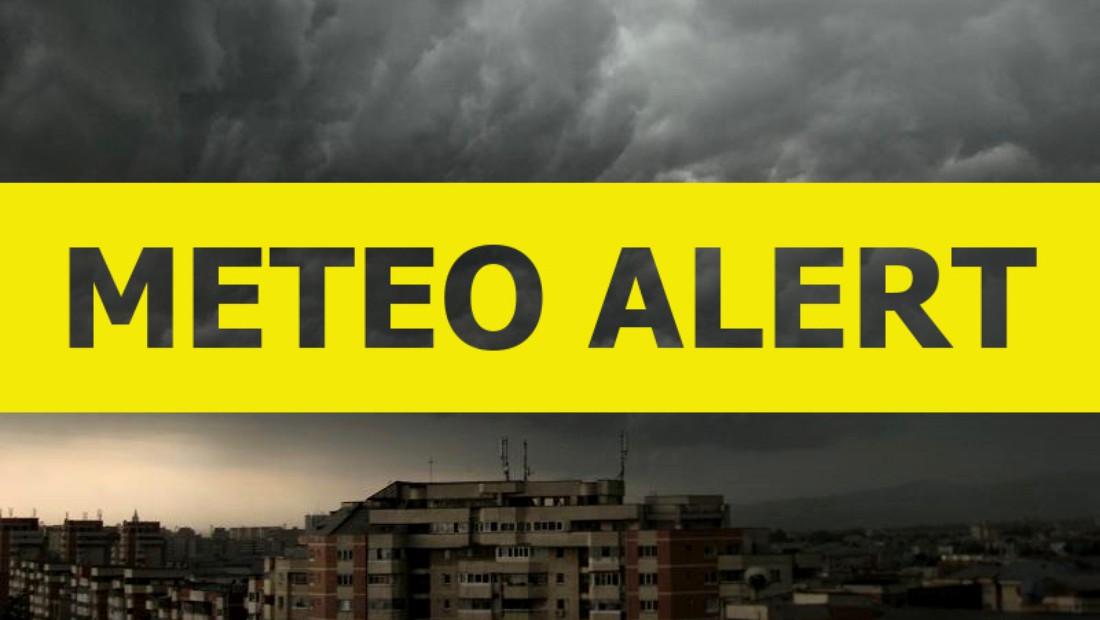 Prognoza METEO. Cum va fi vremea până la finalul săptămânii. Meteorologii anunță fenomene extreme