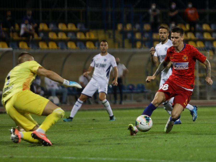 Calificare spectaculoasă pentru FCSB în Europa League