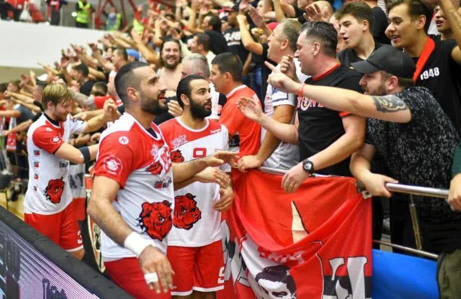 Dinamo Bucureşti a câştigat Cupa şi Supercupa României la handbal masculin