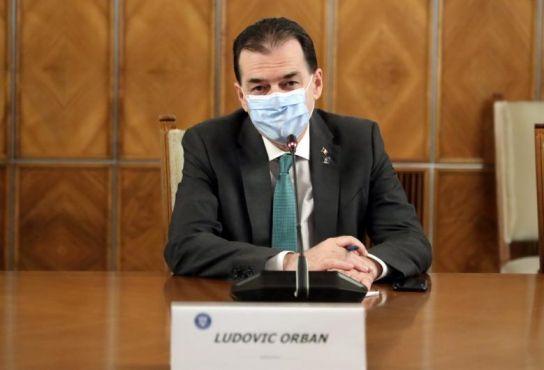 Ludovic Orban: La ora actuală, nu intenţionăm să luăm alte măsuri restrictive