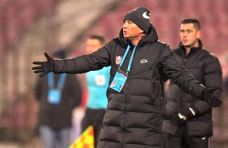 CFR Cluj primește vizita celor de la AS Roma, însă obiectivul principal al ardelenilor este câștigarea campionatului