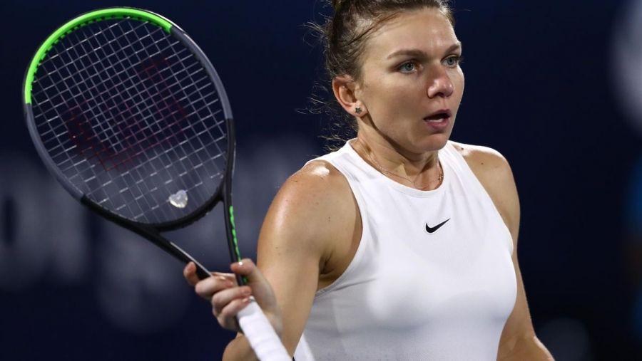 Simona Halep, meciul anului în tenis