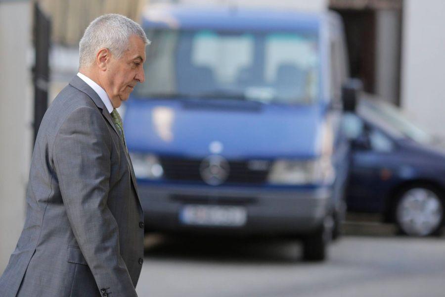 Călin Popescu Tăriceanu, strâns cu ușa de DNA. A ajuns la mâna președintelui Iohannis