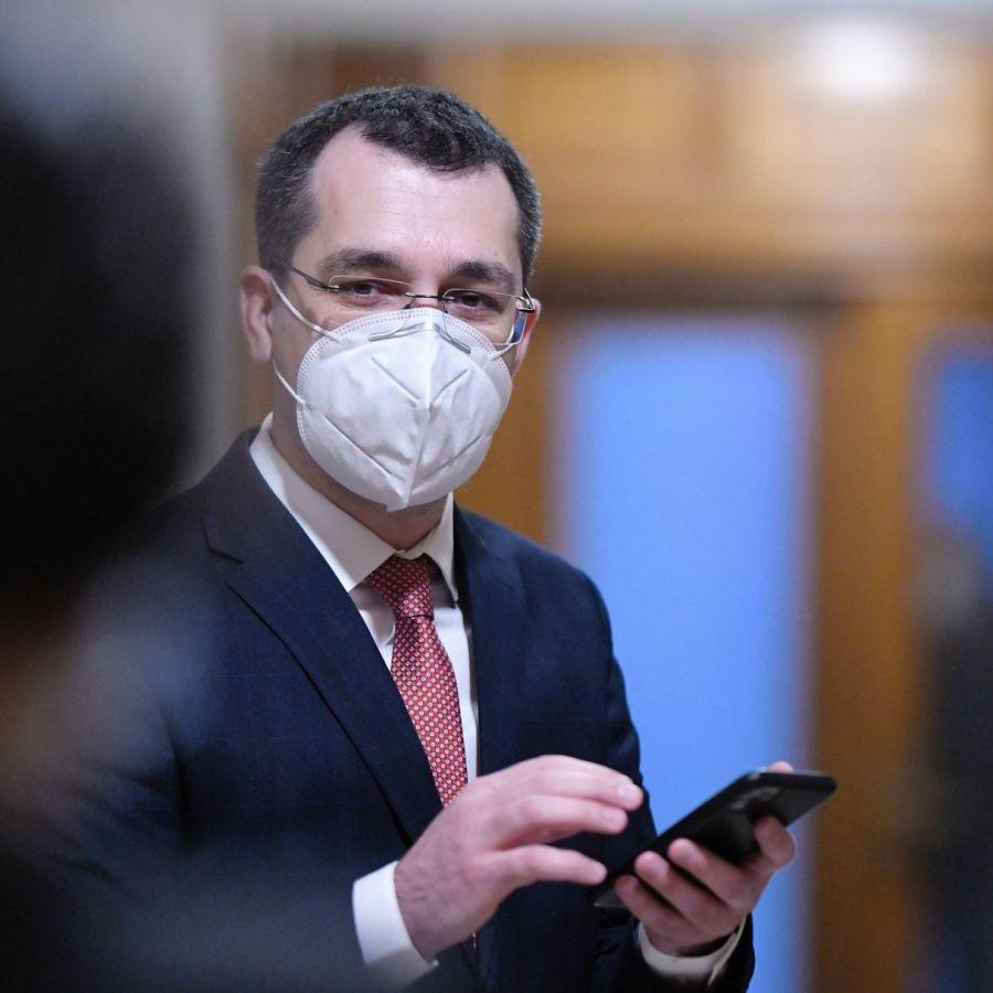 Ministrul Sănătății l-a demis pe managerul de la Spitalul Matei Balș