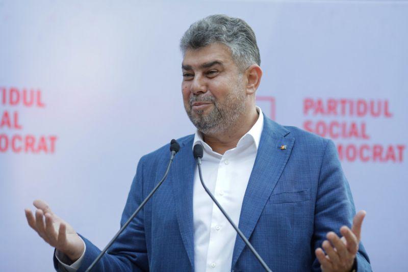 """Ciolacu face anunțul: """"Aleşii locali ai PSD vor să vină la Palatul Cotroceni ca să protesteze"""""""