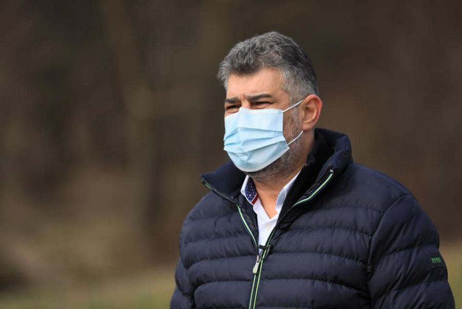 """Marcel Ciolacu: """"Lumea a ieşit în stradă din disperare, din sărăcie şi pentru că s-a săturat de voi şi de aberaţiile voastre"""""""