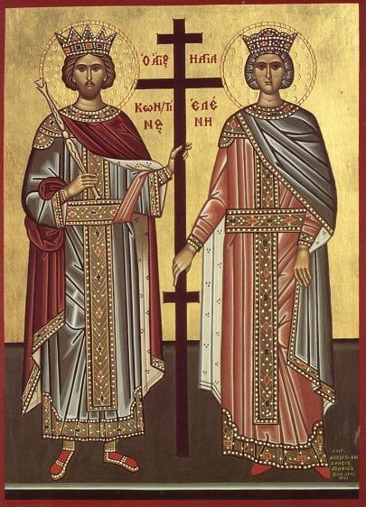 Sf. Constantin și Elena 2021. Când pică sărbătoare anul acesta în calendarul ortodox?