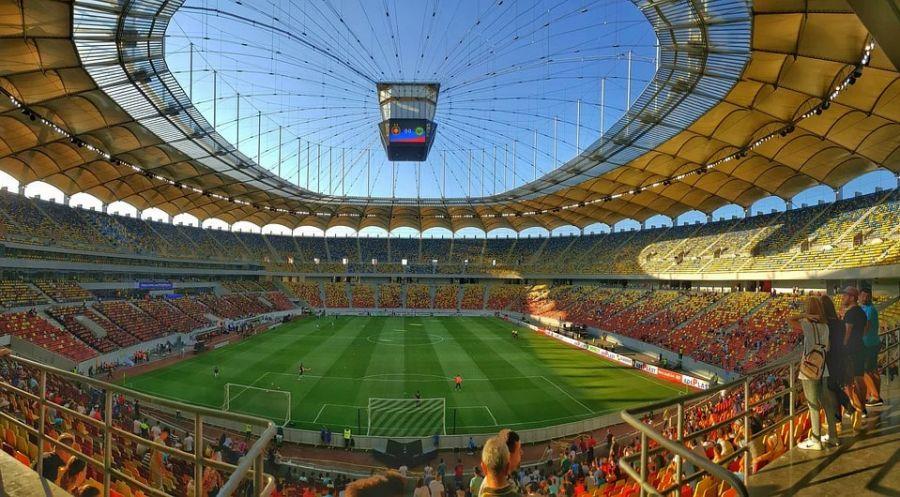 Gradul de ocupare al Arenei Naţionale a fost crescut la 50 la sută la meciurile de la Euro-2020