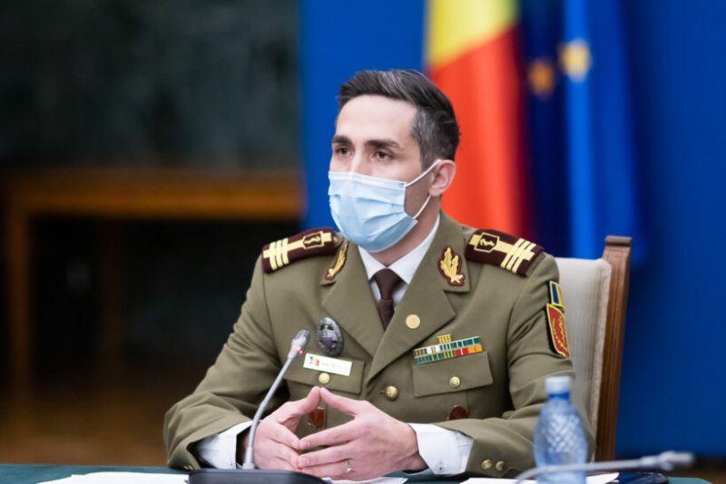 """Valeriu Gheorghiță: """"101 noi cazuri de infectare cu varianta Delta, în România"""""""
