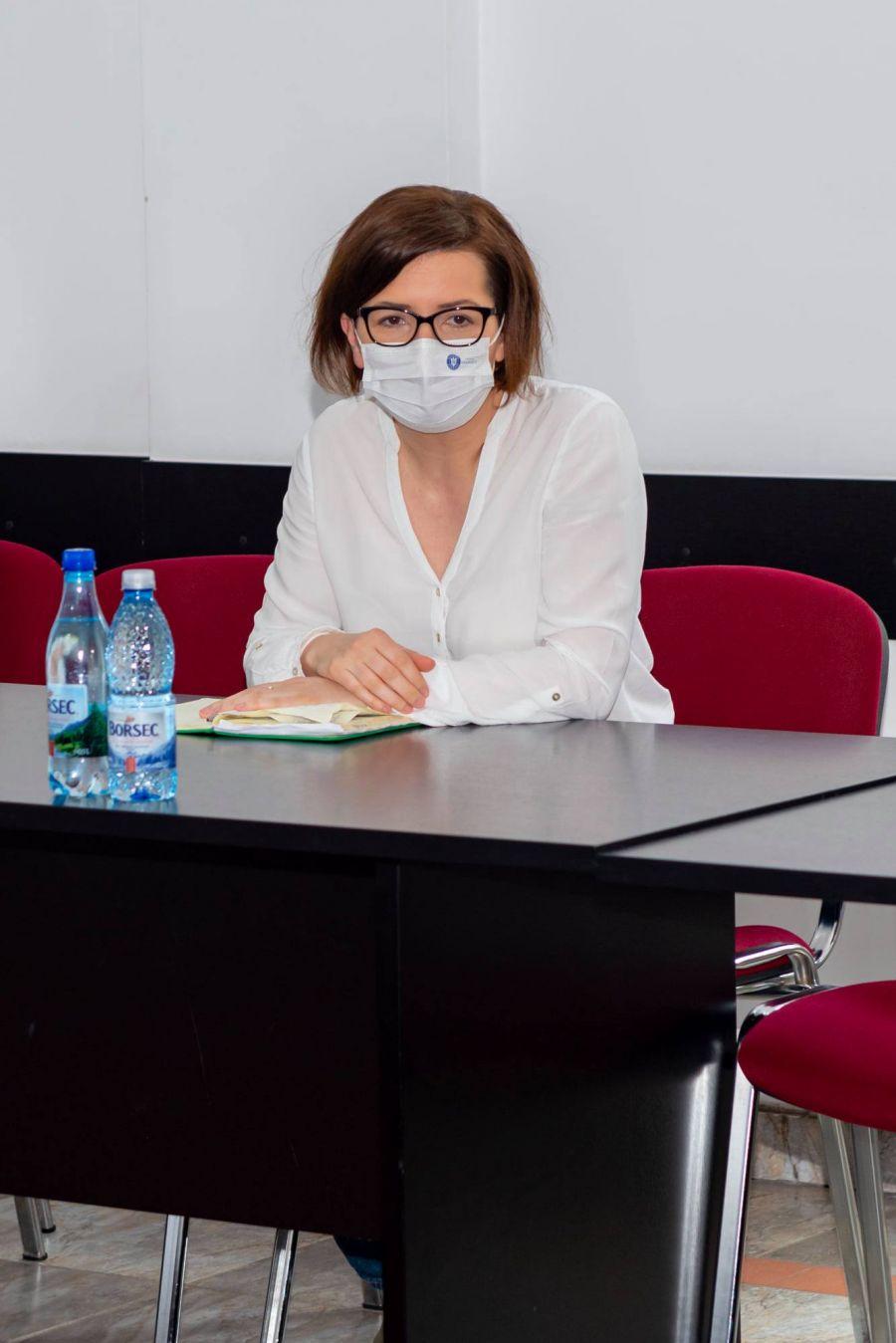 """Ioana Mihăilă: """"Măsurile care se aplică de la 1 august au legătură strictă cu incidenţa…"""""""