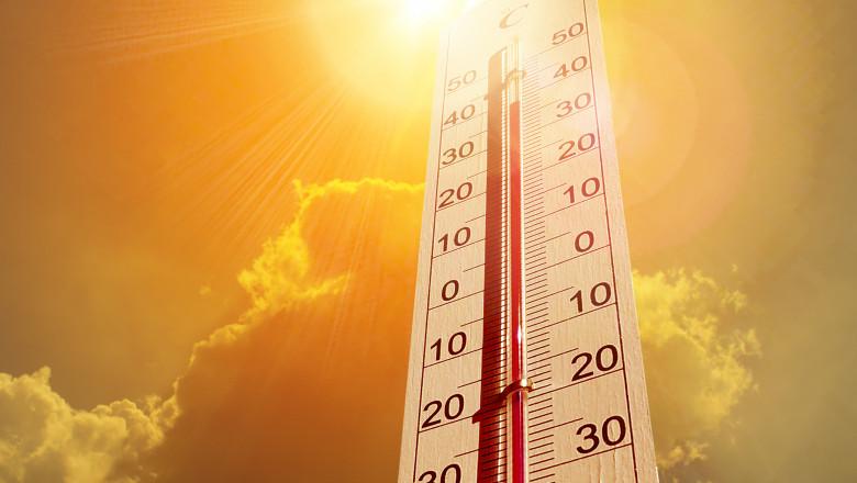 Caniculă peste România: Temperaturile maxime vor ajunge şi la 39 de grade