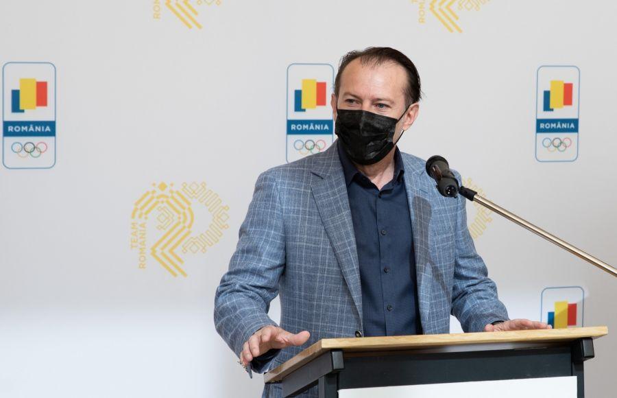"""Florin Cîţu: """"Salariul mediu net lunar a crescut în 2021 mult mai rapid decât rata inflaţiei.."""""""