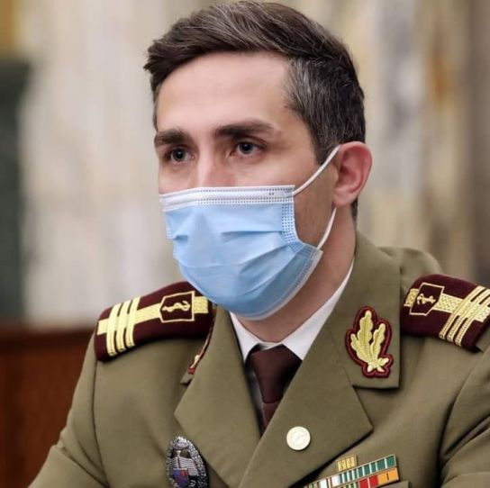 """Valeriu Gheorghiţă: """"Scăderea anticorpilor este un fenomen natural pe care îl întâlnim după orice tip de vaccin.."""""""