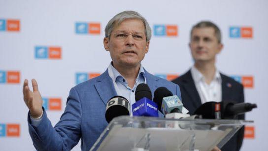 Premierul desemnat Dacian Cioloș începe negocierile pentru formarea unui nou Guvern