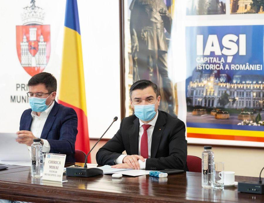 Pelerinajul religios de Sfânta Parascheva va avea loc, anunțul a fost făcut de Primarul din Iași, Mihai Chirica
